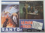 SANTO VS. LA MAFIA DEL VICIO