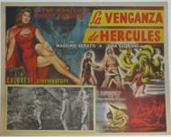 VENGANZA DE HERCULES