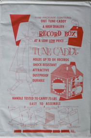 TUNE CADDY (ORIG NIB 1958)