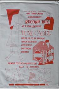 TUNE CADDY (ORIG NIB 1958)