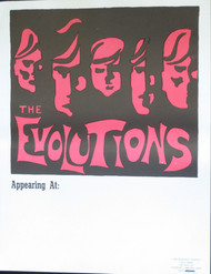 EVOLUTIONS POSTER