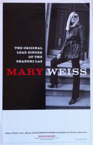 MARY WEISS DANGEROUS GAME POSTER (2007)