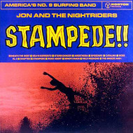 214 JON AND THE NIGHTRIDERS- STAMPEDE! LP (214)