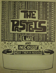 PASTELS POSTER 1967
