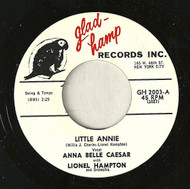 ANNA BELLE CAESAR - LITTLE ANNIE