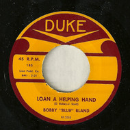 "BOBBY ""BLUE"" BLAND - LOAN A HELPING HAND"