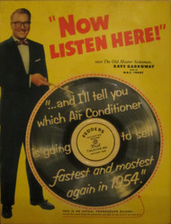 78 RPM FLEXI DISC FEDDERS AIR CONDITIONER #1