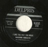 NADINE RENAYE - I LIKE THE WAY YOU WALK