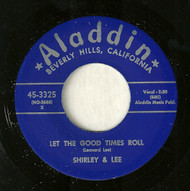 SHIRLEY AND LEE - LET THE GOOD TIMES ROLL