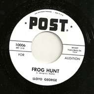 LLOYD GEORGE - FROG HUNT