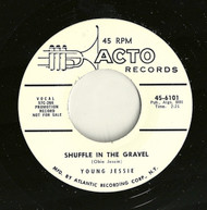 YOUNG JESSIE - SHUFFLE IN THE GRAVEL RnB45-1403-1