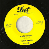 WALLY MERCER - YELLOW HORNET