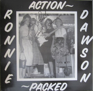 RONNIE DAWSON - ACTION PACKED (Autographed)