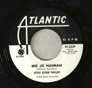 LITTLE ESTHER PHILLIPS - MO JO HANNAH