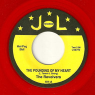 REVOLVERS - POUNDING OF MY HEART