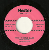 MONTEREYS - TRAIN WHISTLE BLUES