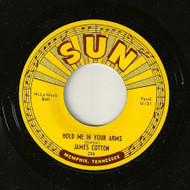 COTTON • JAMES COTTON - HOLD ME IN YOUR ARMS