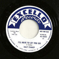 SALLY STANLEY - I'LL HAVE TO LET YOU GO