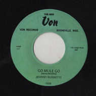 JOHNNY BURNETTE - GO MULE GO