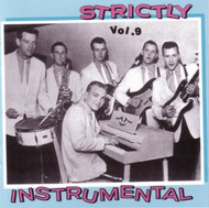 STRICTLY INSTRUMENTAL VOL. 9 (CD)
