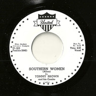 TOMMY BROWN - SOUTHERN WOMEN