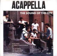 ACAPPELLA - SOUND OF THE CITY (CD)