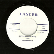DON FRENCH - LITTLE BLONDE GIRL