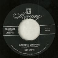 ROY MOSS- CORINNE CORINA