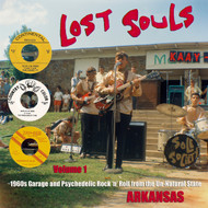 LOST SOULS VOL. 1 (CD)