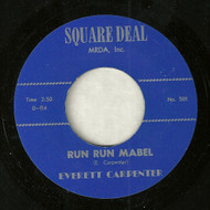 EVERETT CARPENTER - RUN RUN MABEL