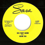 GENE SKI - SIX FOOT DOWN