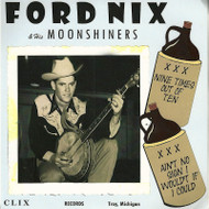 FORD NIX - NINE TIMES OUT OF TEN