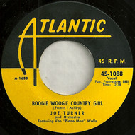 JOE TURNER - BOOGIE WOOGIE COUNTRY GIRL
