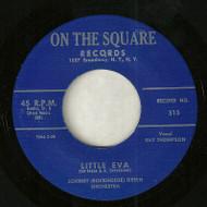 """JOHNNY """"ROCKHOUSE"""" GREEN - LITTLE EVA"""