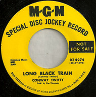 CONWAY TWITTY - LONG BLACK TRAIN