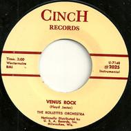 ROLLETTES - VENUS ROCK/ BACK OFF (CINCH)