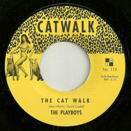 THE PLAYBOYS - THE CAT WALK