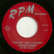 PREACHER STEPHENS - WHOOPIN' AND A HOLLERIN'