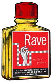KBSP7 RAVE FRAGRANCE ROYSTON ELLIS GONE MAN SQUARED