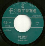 EDDIE KIRK - THE GRUNT