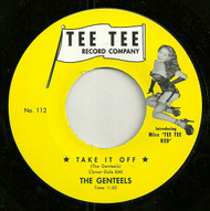 THE GENTEELS - TAKE IT OFF