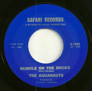 AQUANAUTS - RUMBLE ON THE DOCKS