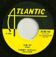 TOMMY RIDGLEY - JAM UP