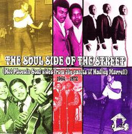 THE SOUL SIDE OF THE STREET (LP)
