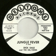 DICK DALE AND THE DEL-TONES - JUNGLE FEVER
