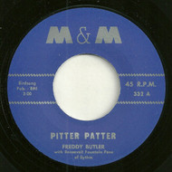 FREDDY BUTLER - PITTER PATTER