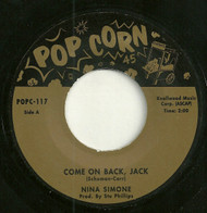 NINA SIMONE - COME ON BACK, JACK