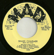 MAD MAN JONES - SNAKE CHARMER