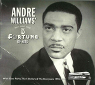 ANDRE WILLIAMS - FORTUNE OF HITS (2xCD)