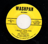 THE TOMANGOE'S - I REALLY LOVE YOU